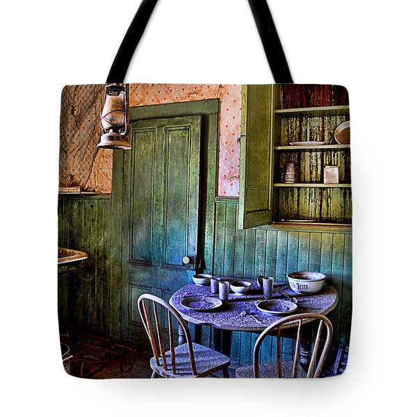 Abandoned Kitchen Tote Bag