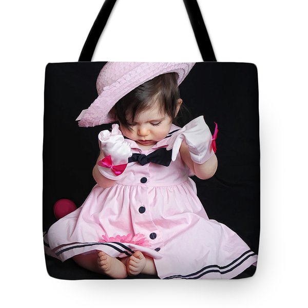 Abby Tote Bag by Billie-Jo Miller