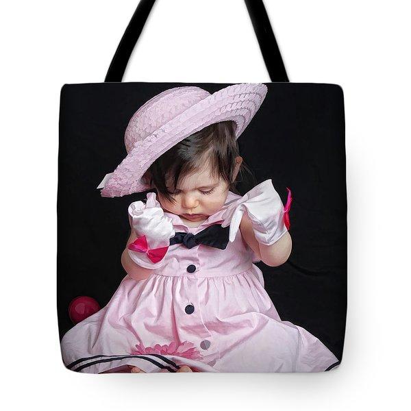 Abby II Tote Bag
