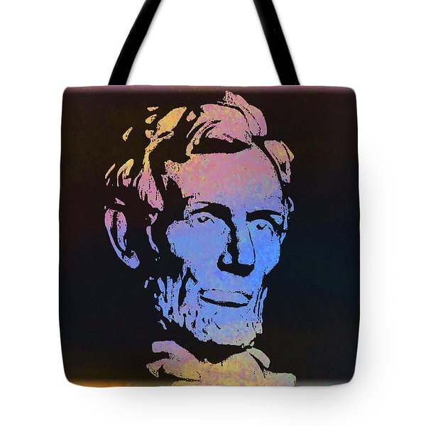 Abe Tote Bag by Bill Cannon