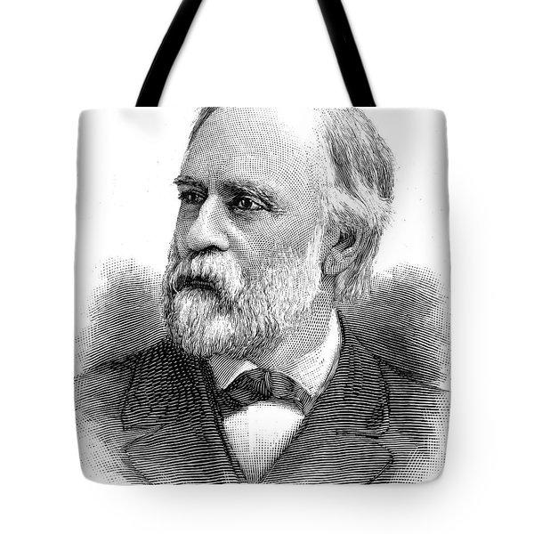 Abram Stevens Hewitt Tote Bag by Granger