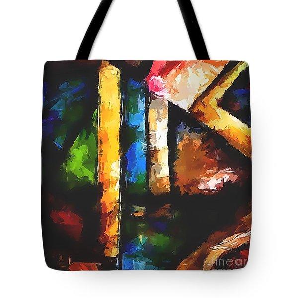 Abs 0266 Tote Bag