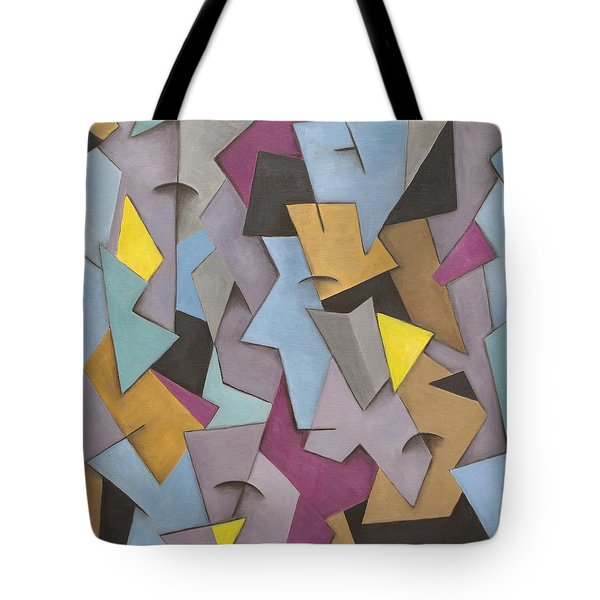 Absolute 2 Tote Bag by Trish Toro