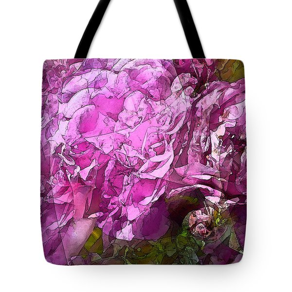 Abstract 274 Tote Bag by Pamela Cooper