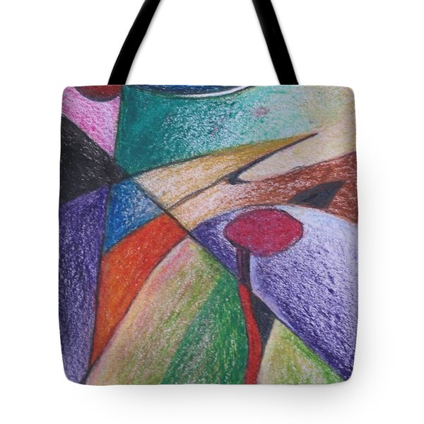 Abstract 510 Tote Bag by Nedunseralathan R
