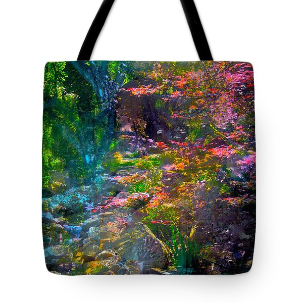 Abstract 86 Tote Bag by Pamela Cooper