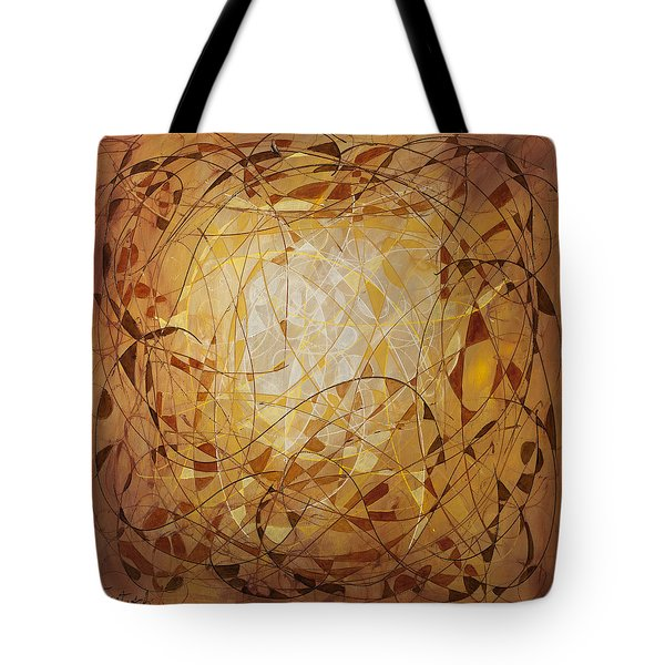 Abstract Art Eleven Tote Bag