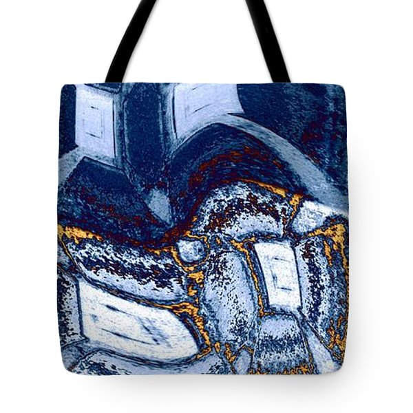 Abstract Fusion 137 Tote Bag by Will Borden