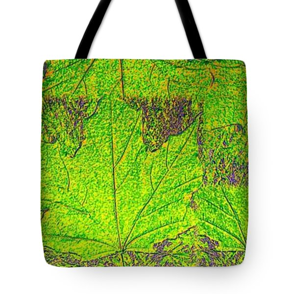 Abstract Fusion 38 Tote Bag by Will Borden