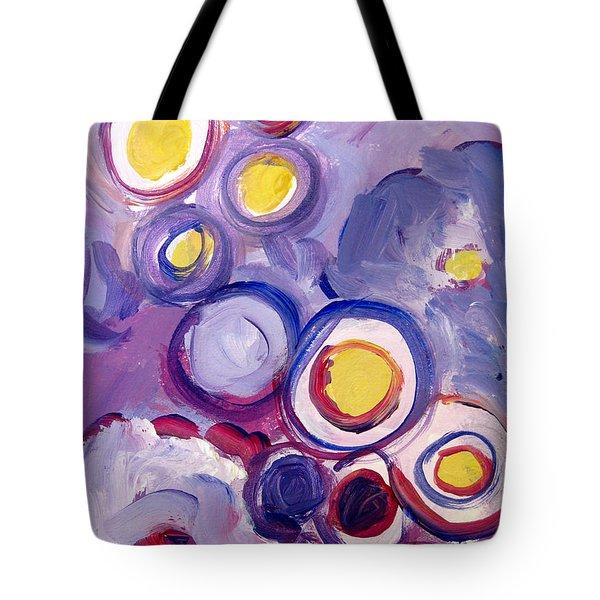 Abstract I Tote Bag by Patricia Awapara