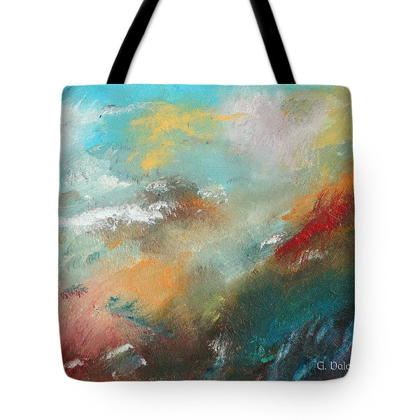 Abstract No 1 Tote Bag