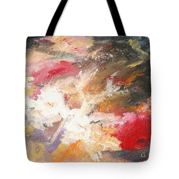 Abstract No 2 Tote Bag