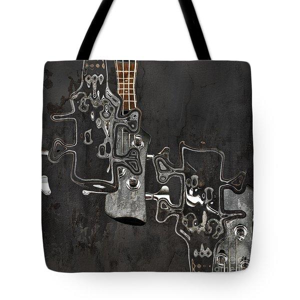 Abstrait En Do Majeur A2 Tote Bag by Aimelle