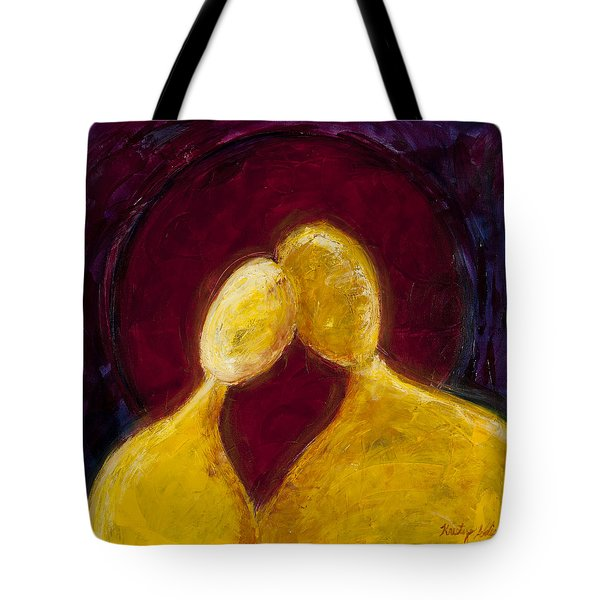 Accord Tote Bag by Kristye Addison Dudley