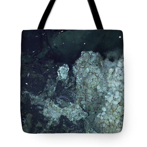 Active Hydrothermal Vent Tote Bag