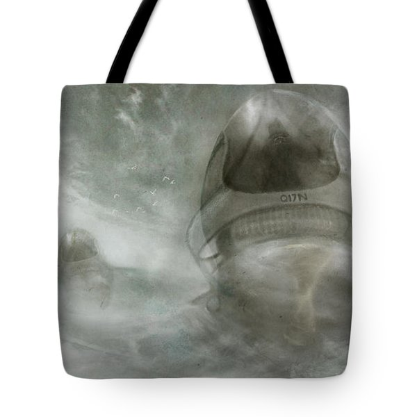 Ad 3370 Police Chaser Tote Bag