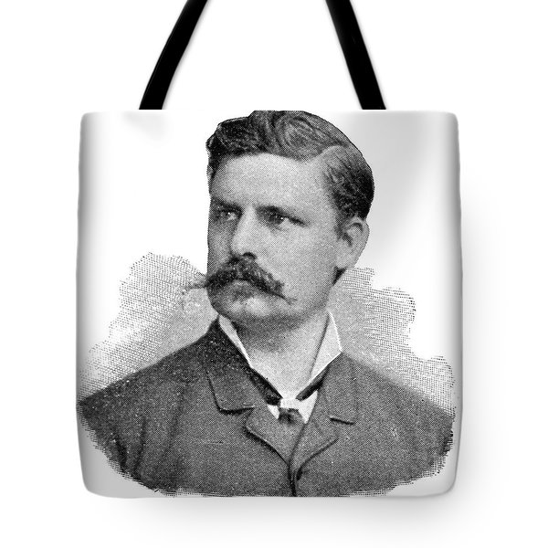 Adolf Eugen Fick, German Physiologist Tote Bag by Science Source