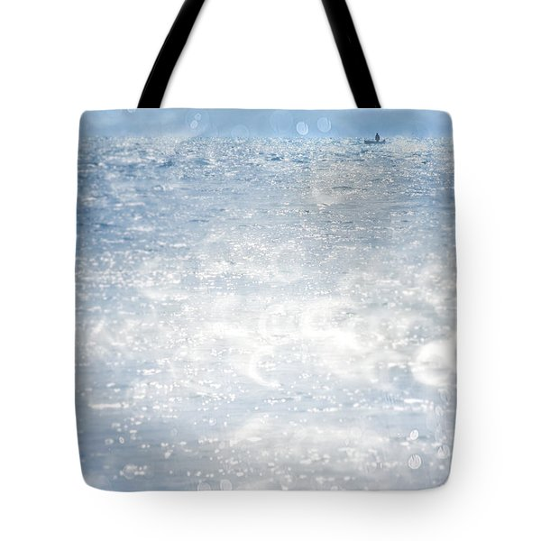 Afloat Tote Bag by Richard Piper