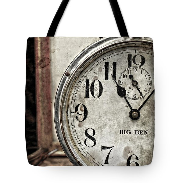 After Eleven  Tote Bag by Jerry Cordeiro