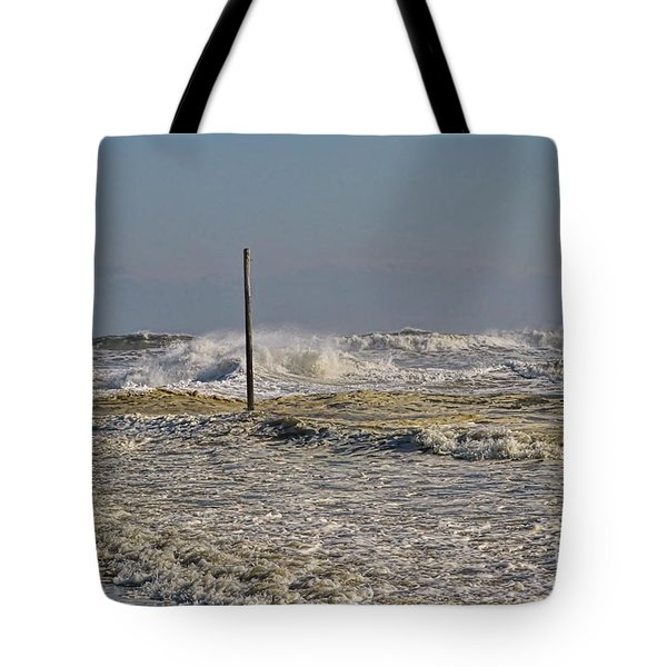 After Storm Sandi Tote Bag by Deborah Benoit