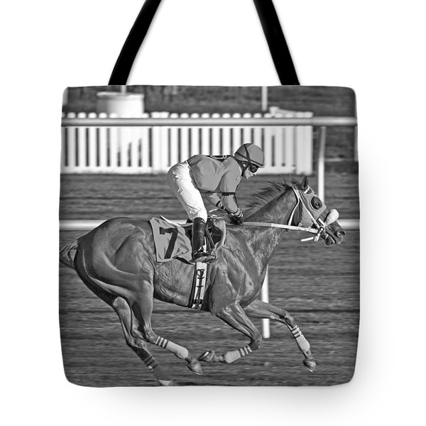 After The Crossing  Tote Bag by Betsy Knapp