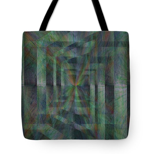 After The Rain 10 Tote Bag