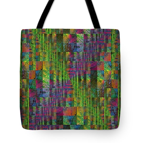 After The Rain 7 Tote Bag