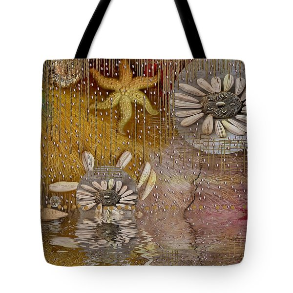 After The Rain Under The Star Tote Bag by Pepita Selles