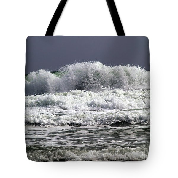Aftermath Of A Storm Iv Tote Bag by Patricia Griffin Brett