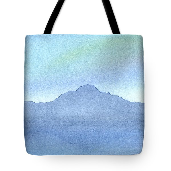 Afternoon On The Water Tote Bag by Hakon Soreide
