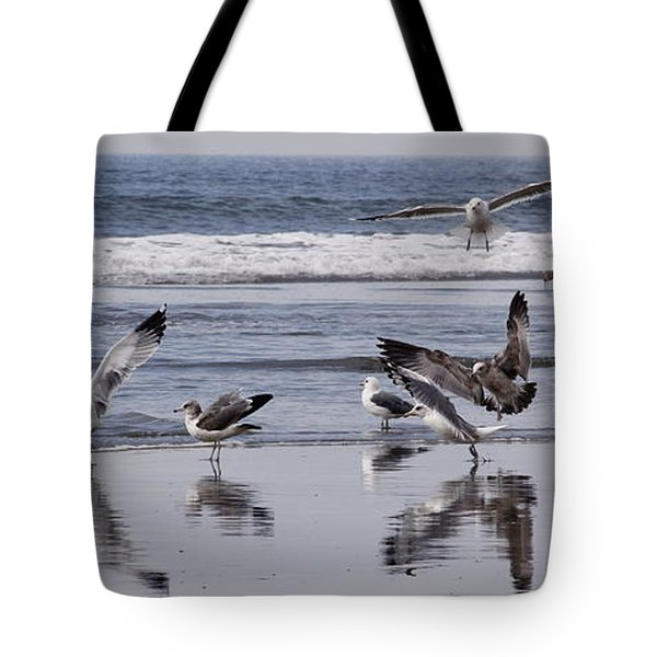 Afternoon Reflections Tote Bag