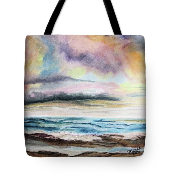 Afternoon Sky Tote Bag