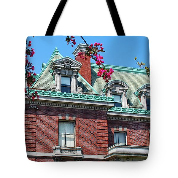 Ahh Buffalo  Tote Bag by Guy Whiteley