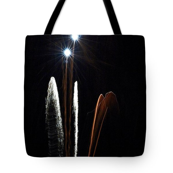 Air Fire One Tote Bag