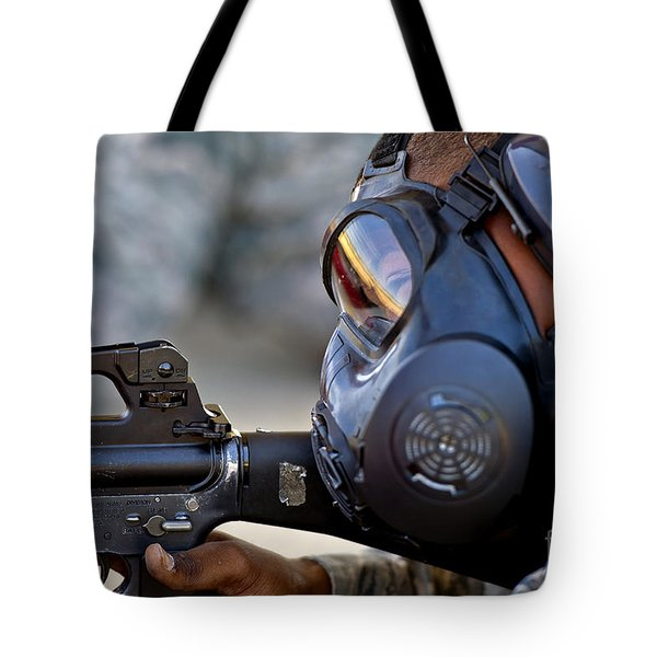 Air Force Basic Military Training Tote Bag by Stocktrek Images