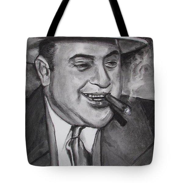 Al Capone 0g Scarface Tote Bag