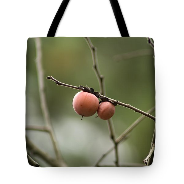 Alabama Wild Persimmons Tote Bag