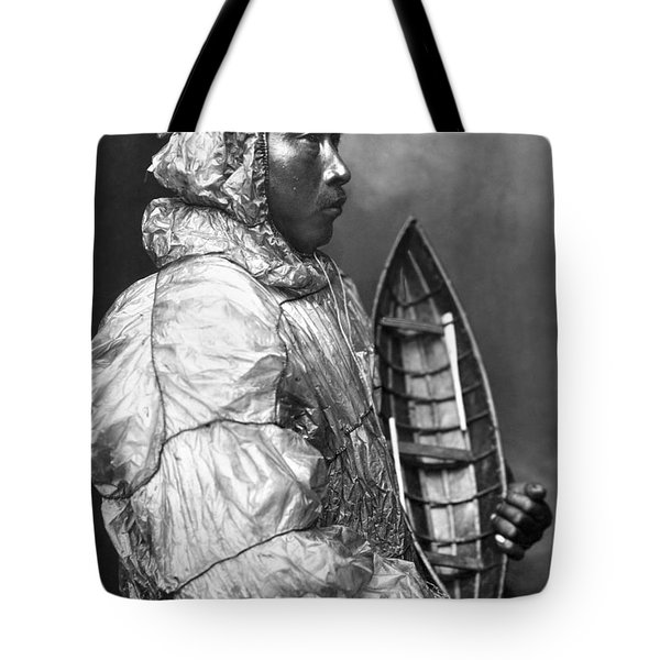 Alaska: Eskimo Tote Bag by Granger