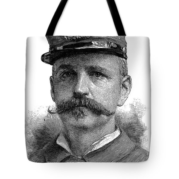 Alexander S. Williams Tote Bag by Granger