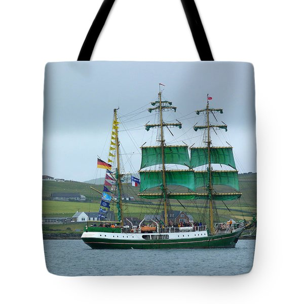 Tote Bag featuring the photograph Alexander Von Humboldt by Lynn Bolt