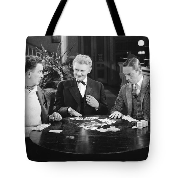 Alias The Deacon, 1928 Tote Bag by Granger