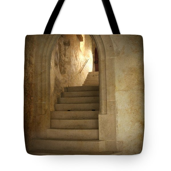All Experience Is An Arch Tote Bag by Heiko Koehrer-Wagner