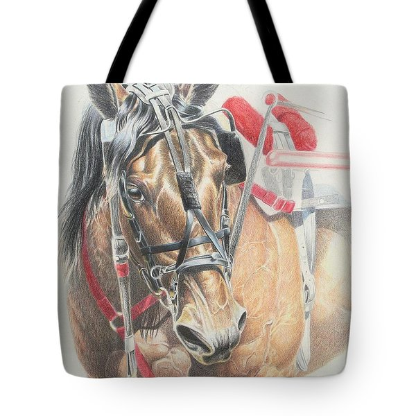 All Heart Tote Bag by Carrie L Lewis