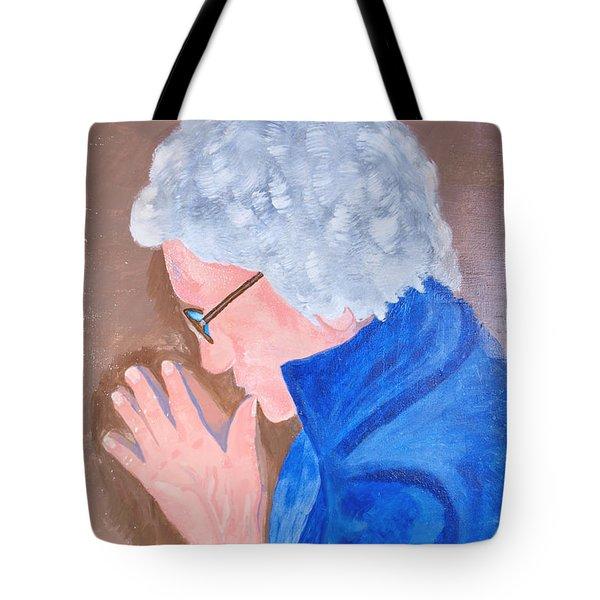 All In The Mind Tote Bag by Lisa Brandel