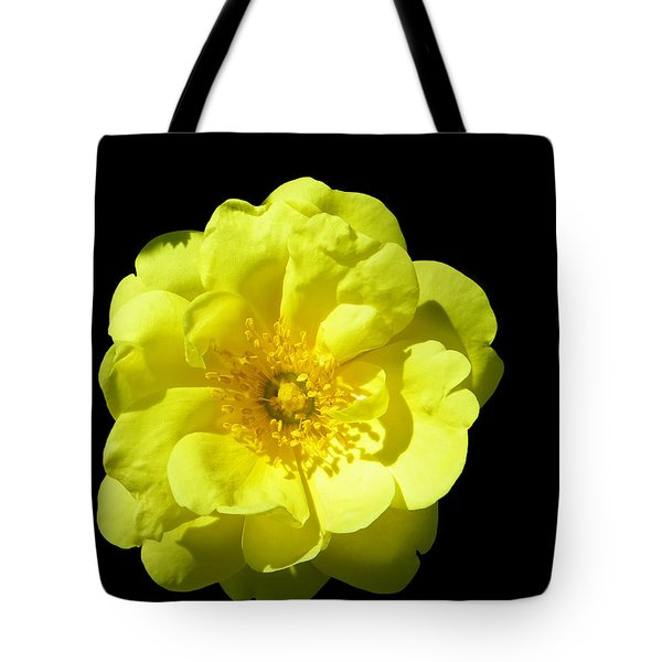 All Yellow Tote Bag by KD Johnson