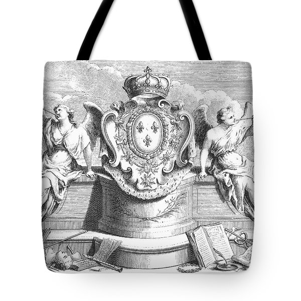 Allegory: Fame Tote Bag by Granger