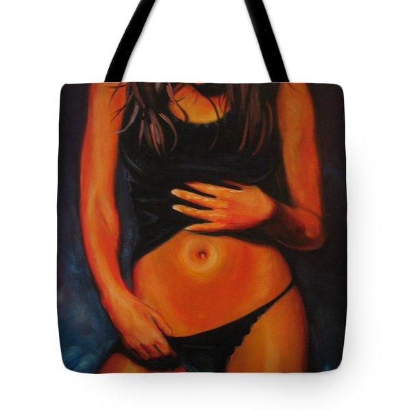 Allure Tote Bag