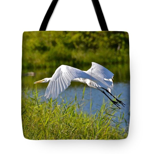 Almost There Tote Bag by Carol  Bradley