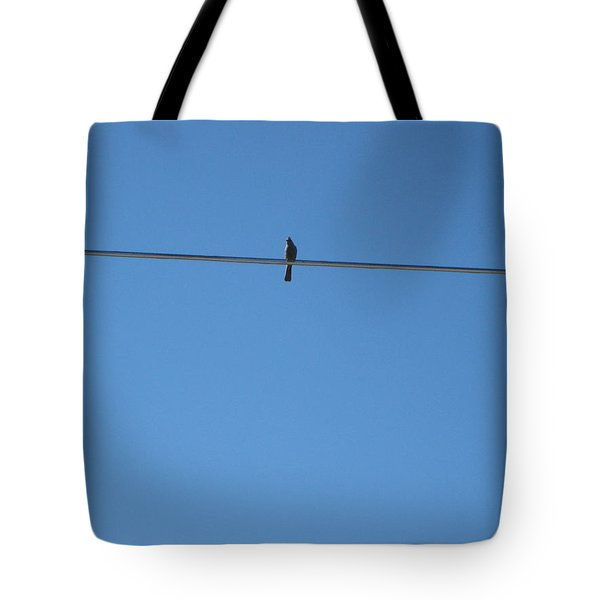 Tote Bag featuring the photograph Alone At Last by Kume Bryant