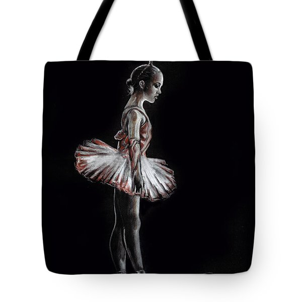 Alone In The Dark Tote Bag by Ole Hedeager Mejlvang